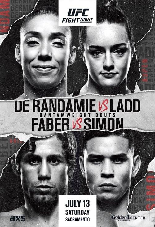 UFC Fight Night 155: de Randamie vs. Ladd (2019)