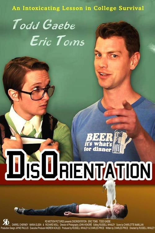 DisOrientation poster