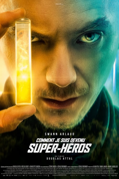 How I Became a Super Hero (2020) Poster