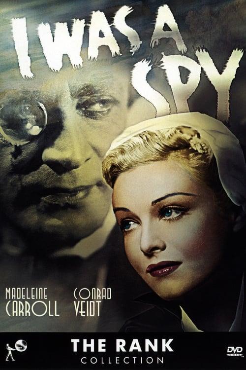 Grootschalige poster van I Was A Spy