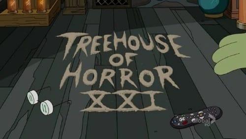 The Simpsons - Season 22 - Episode 4: Treehouse of Horror XXI
