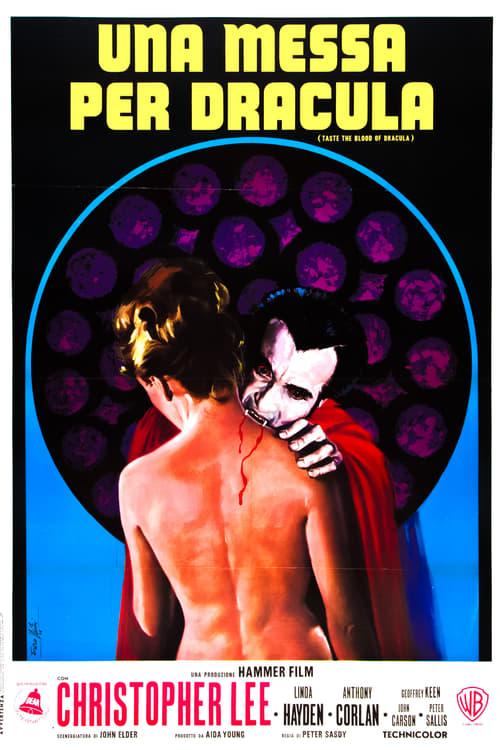 Una messa per Dracula (1970)