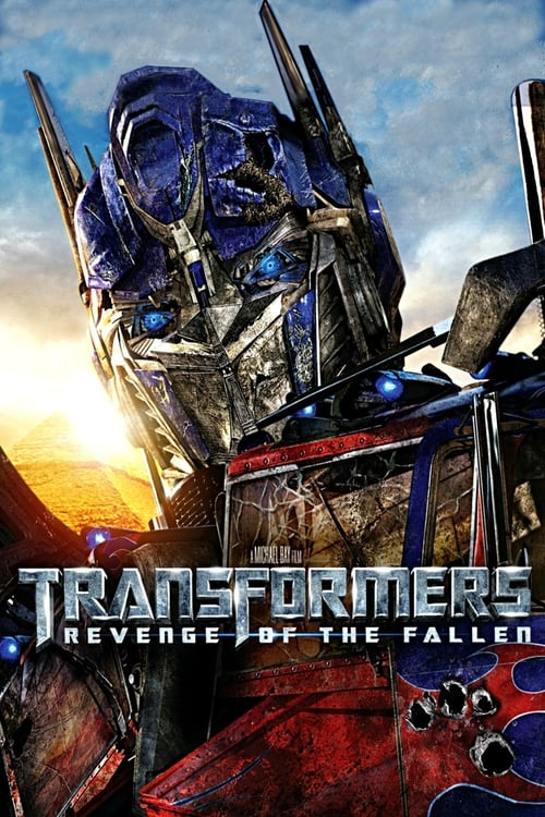 Largescale poster for Transformers: Revenge of the Fallen