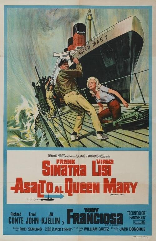 Mira Asalto al Queen Mary Con Subtítulos En Línea