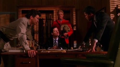 Twin Peaks - Season 2 - Episode 10: Dispute Between Brothers