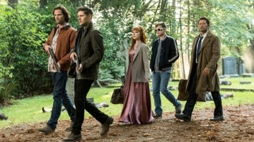 supernatural - Season 15 - Episode 3: The Rupture