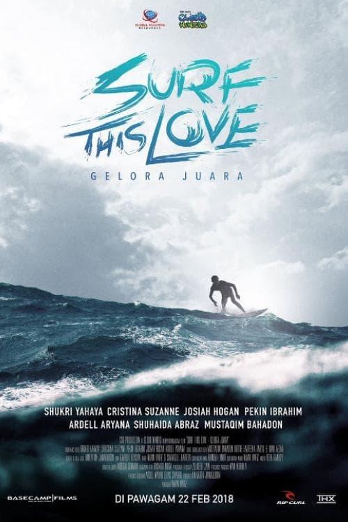 Surf This Love: Gelora Juara