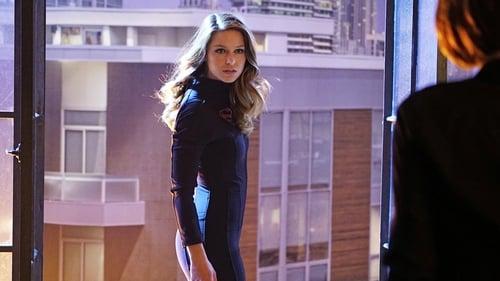 Supergirl - Season 1 - Episode 16: falling