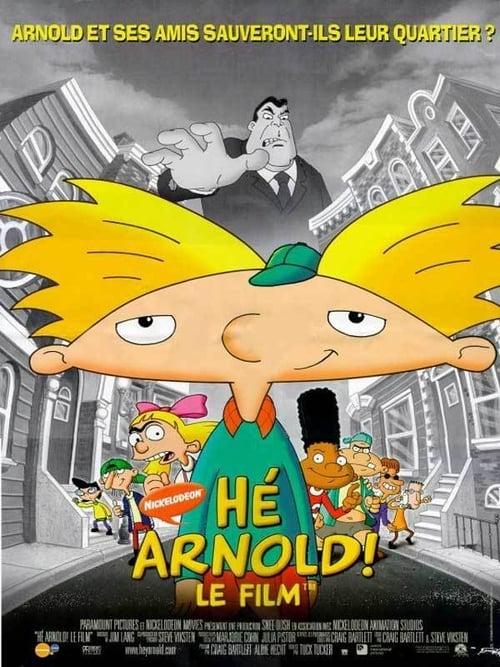 Hey Arnold! The Movie Affiche de film
