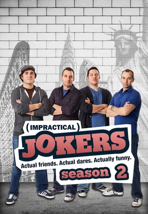 Impractical Jokers: Season 2