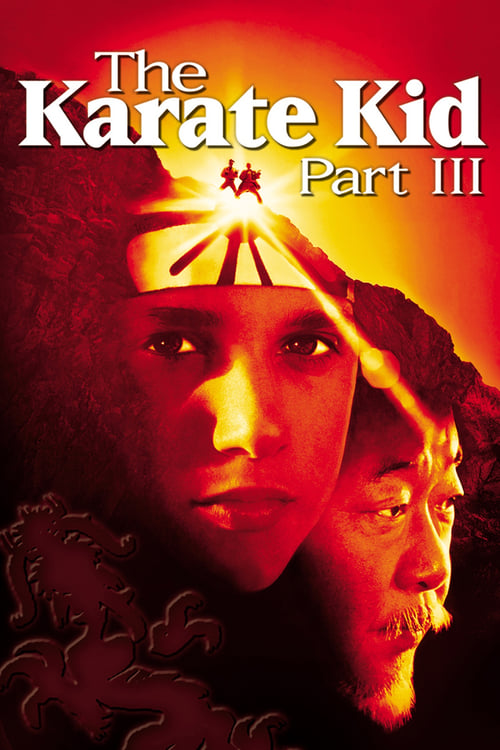 The Karate Kid Part III Poster