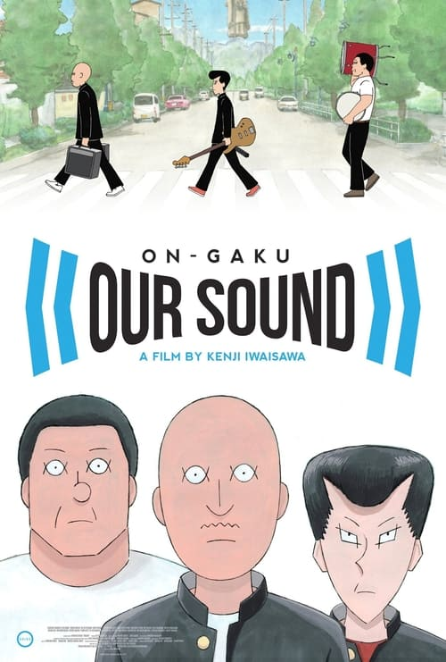 ON-GAKU: Our Sound (2020) Poster