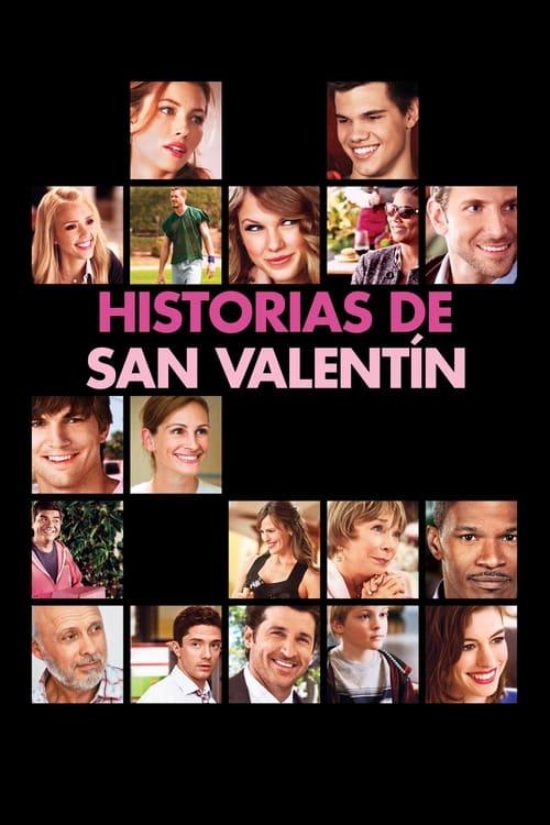 Película Historias de San Valentín Doblado Completo