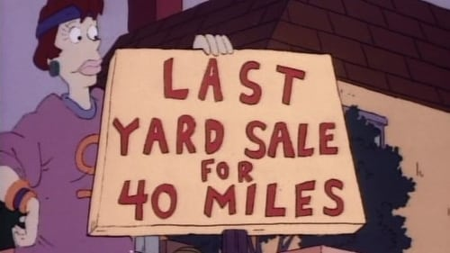 Rugrats 1992 Bluray 720p: Season 2 – Episode Garage Sale