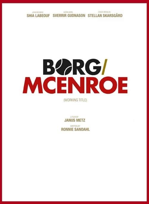 Watch Borg vs McEnroe Online Viooz