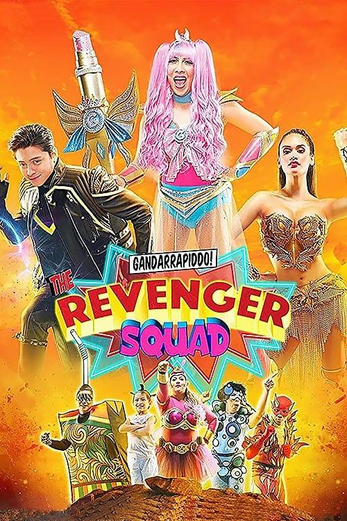 Gandarrappido!: The Revenger Squad poster