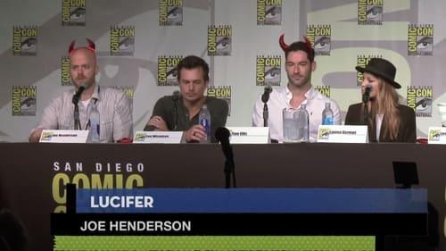 Lucifer - Season 0: Specials - 2015 Comic-Con Panel