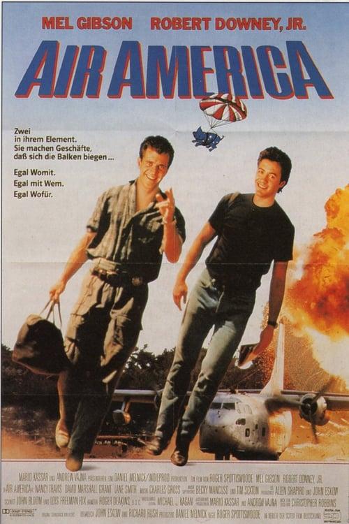 Air America - Poster
