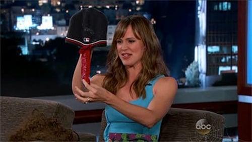 Jimmy Kimmel Live!: Season 11 – Episod Jennifer Garner; David Arquette; Arcade Fire