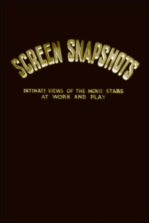 Regarder Screen Snapshots (Series 23, No. 1): Hollywood in Uniform De Bonne Qualité