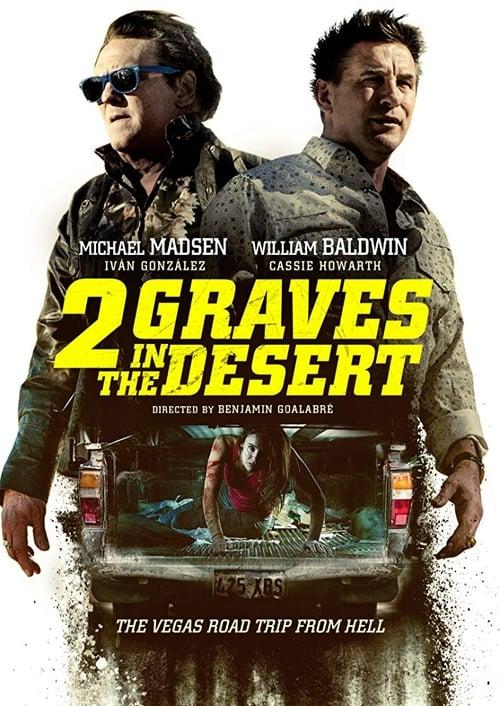 2 Graves in the Desert Poster