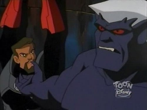Gargoyles: Season 2 – Episod Double Jeopardy