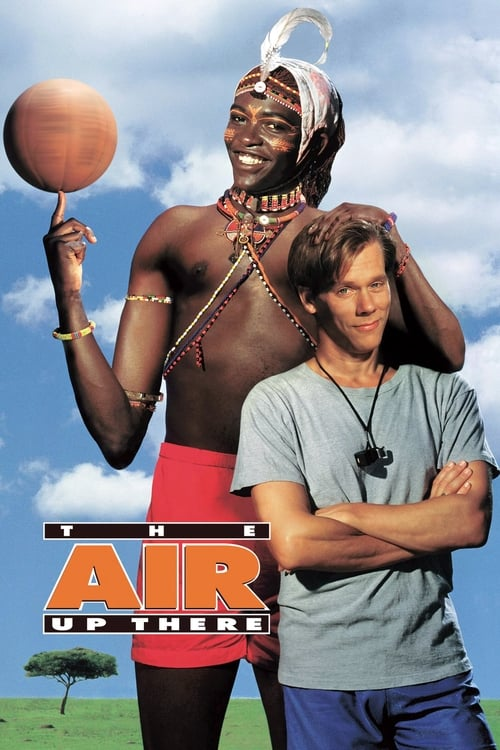 The Air Up There (1994) Poster