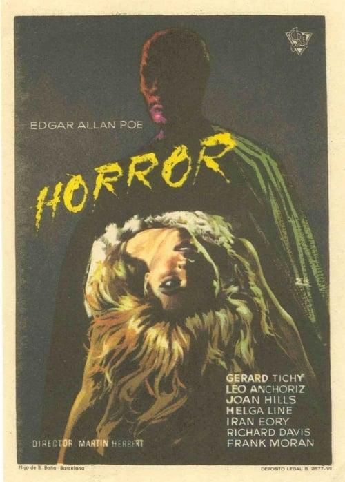 Mira La Película Horror Gratis En Línea