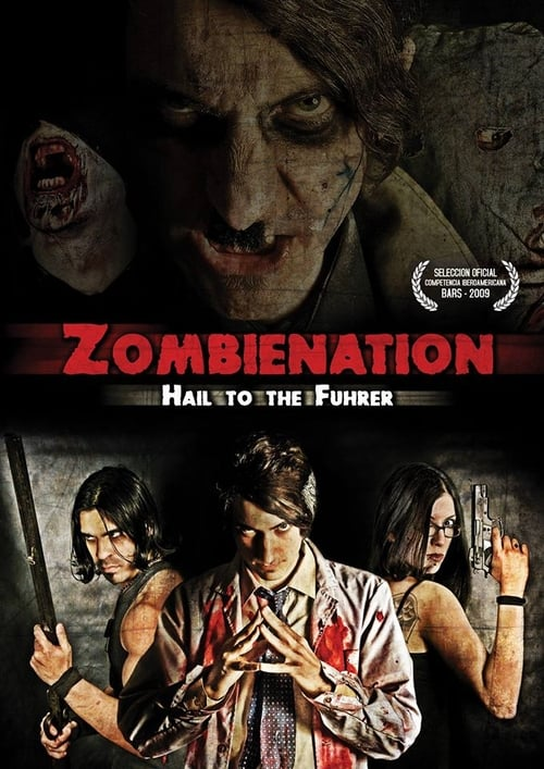 Zombienation (Hail to the Führer) poster