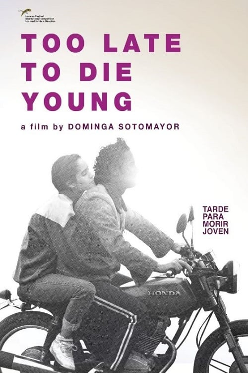 Largescale poster for Too Late to Die Young