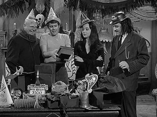 Assistir A Família Addams S01E15 – 1×15 – Dublado