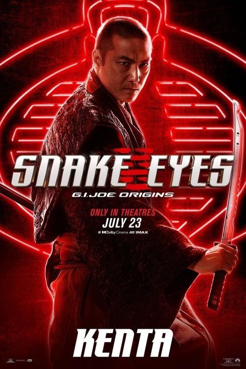 Snake Eyes: G.I. Joe Origins Movie Online