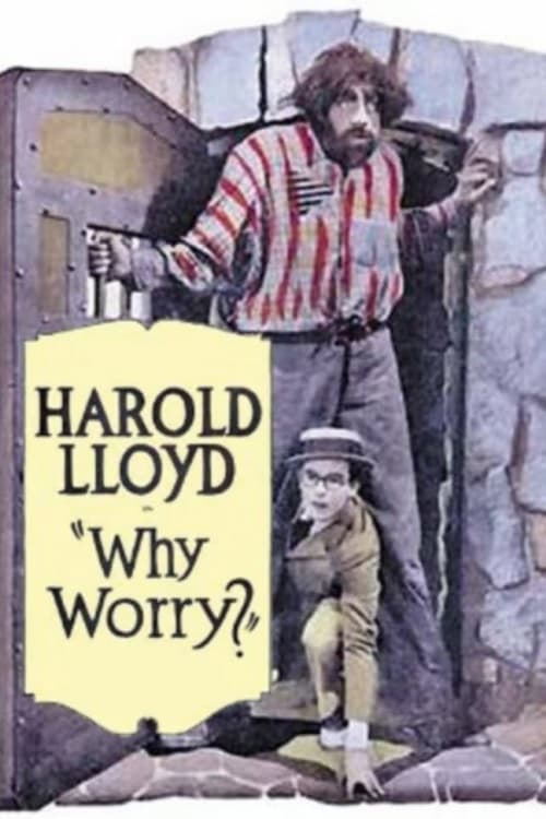 Why Worry? (1923)