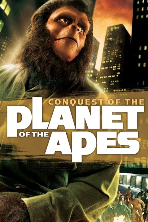 Nonton anime Conquest of the Planet of the Apes (1972)
