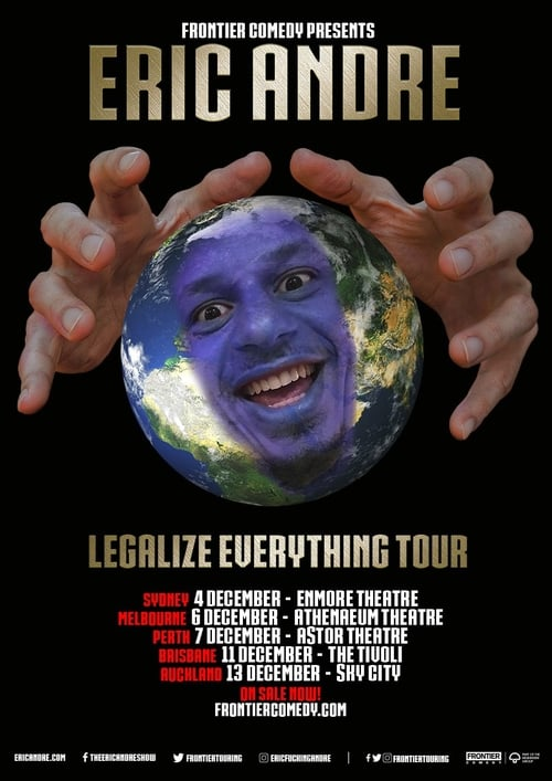 Watch Eric Andre: Legalize Everything Online In