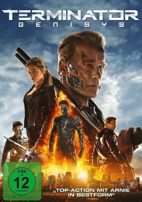 Terminator: Genisys - Science Fiction / 2015 / ab 12 Jahre