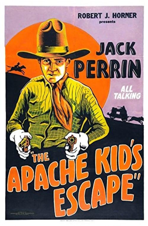 The Apache Kid's Escape