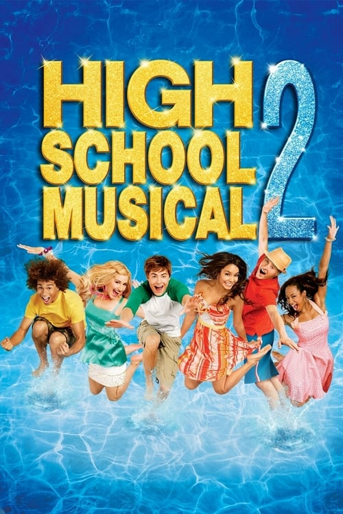 Largescale poster for High School Musical 2