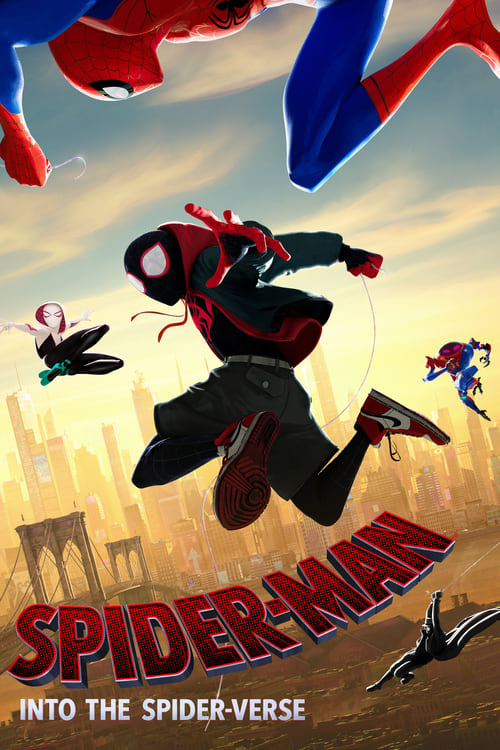 Poster. Spider-Man: Into the Spider-Verse (2018)