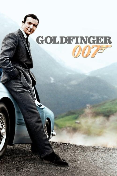 Imagen 007: James Bond contra Goldfinger