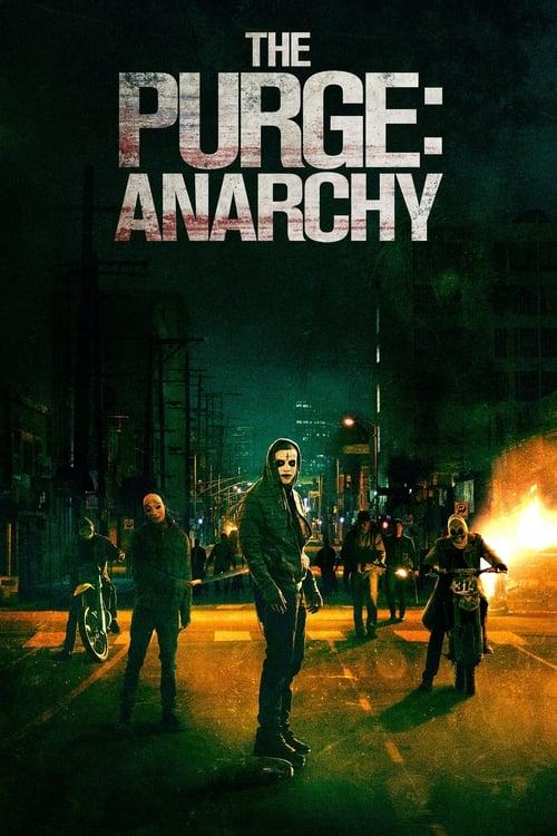 Poster von The Purge 2: Anarchy