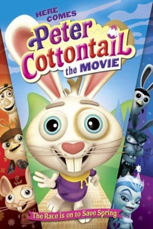 Mira La Película Here Comes Peter Cottontail: The Movie En Buena Calidad Gratis