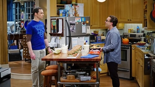 The Big Bang Theory - Season 9 - Episode 21: The Viewing Party Combustion