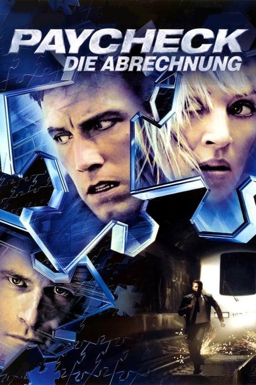 Paycheck - Die Abrechnung - Action / 2004 / ab 12 Jahre