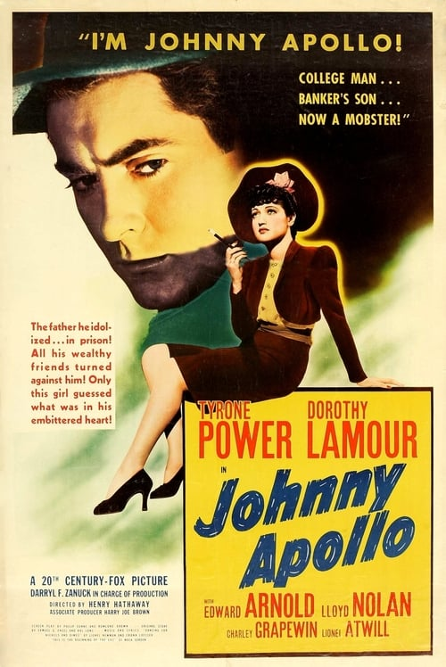 Filme Johnny Apollo Streaming