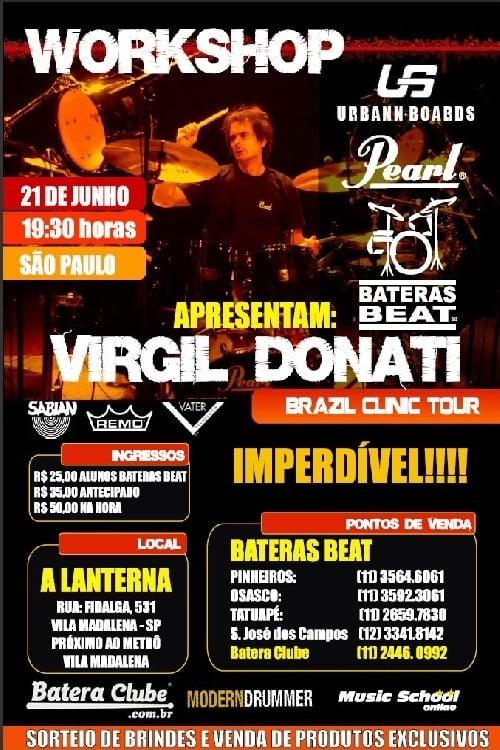 Virgil Donati - Batera Club Session (2012)