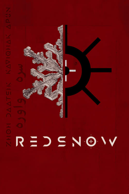Red Snow Poster