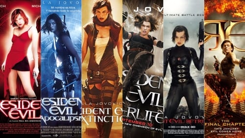 Resident Evil: The Final Chapter 2016