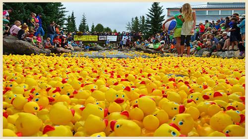 Ver pelicula Rubber Duckie Online