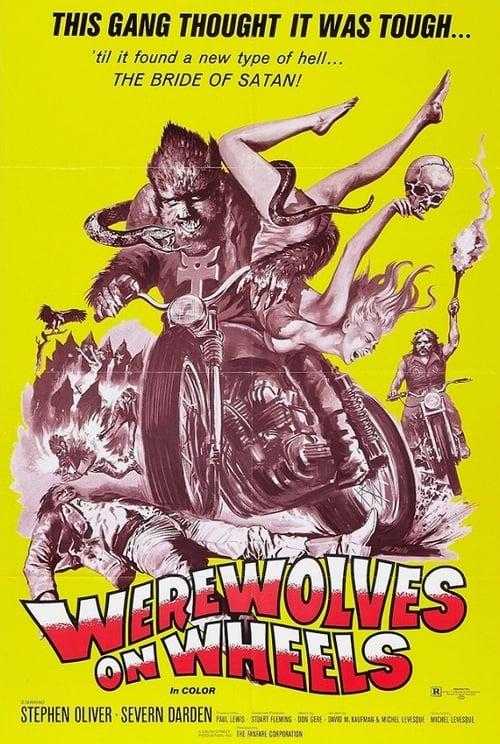 Werewolves on Wheels 1971